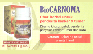bio carnoma herbal insani gresik