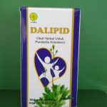 Kapsul Dalipid Herbal Insani | Herbal Kolesterol Tinggi