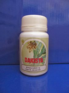 Dakista Herbal Insani | Obat Herbal Kista