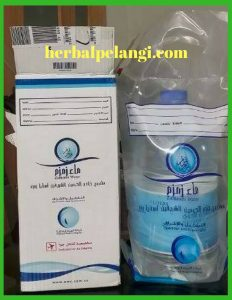 Air Zam Zam Murni 100% Asli Import Arab Saudi