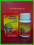 Kapsul Gurah Herbal Insani | Herbal Sinusitis