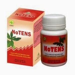 Kapsul Notens Herbal Insani | Herbal Darah Tinggi