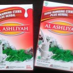 Susu Kambing Etawa Al Ashliyah Plus Herbal