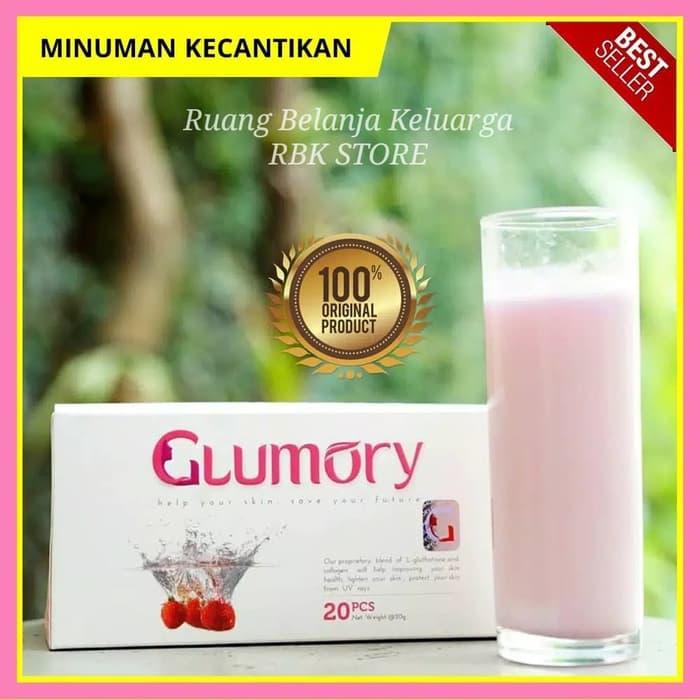 Jual Glumory Beauty Drink
